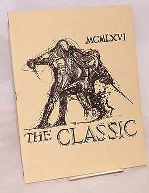 The classic; mxmlxvi: Guffey, Elaine, John Heringer, Terry Withers, Kathy Fockler, Mel Reese, ...