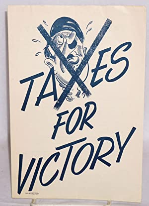 Taxes for victory: Congress of Industrial Organizations