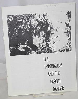 U.S. imperialism and the fascist danger: Van Lydegraf, Clayton