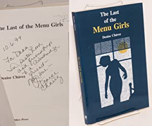 The last of the menu girls: Ch?vez, Denise