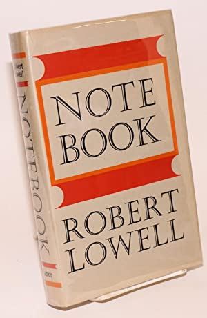 Notebook: Lowell, Robert