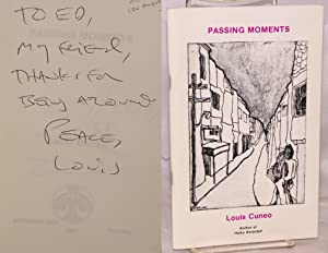 Passing moments: Cuneo, Louis