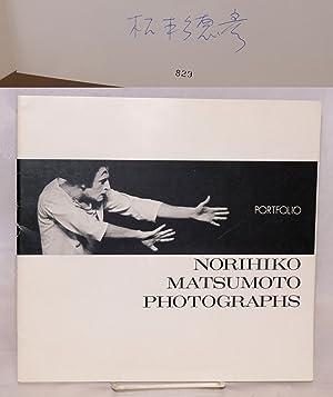 Norihoko Matsumoto: photographs; portfolio: Matsumoto, Norihoko