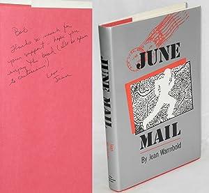 June mail: Warmbold, Jean