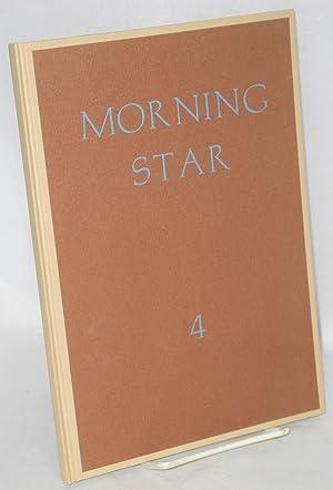 Morning star, a quarto of poetry. IV: Beecher, John, ed