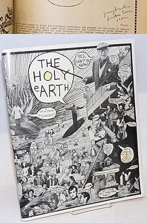 The holy earth megascene; vol. 1, no.: Kamstra, Jerry, editor,