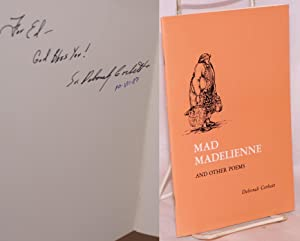 Mad Madelienne and other poems. Illustrations by Marie Bowes: Corbett, Deborah