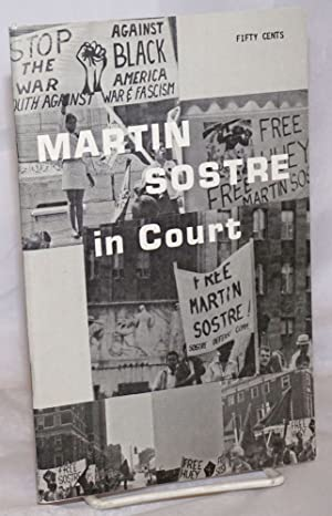 Martin Sostre in court; edited by Bob McCubbin: Martin Sostre Defense Committee