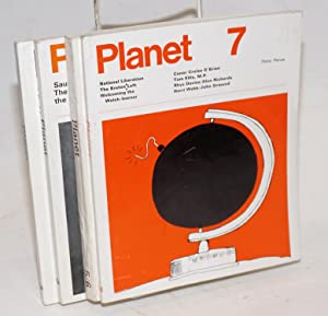 Planet [first 12 issues]