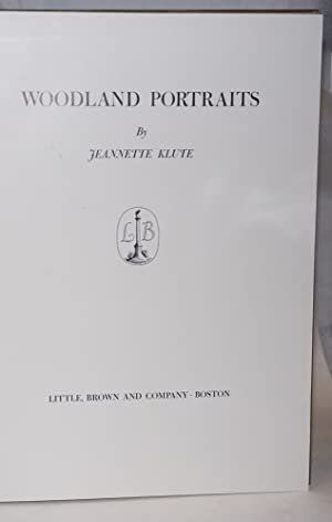 Woodland portraits: Klute, Jeannette