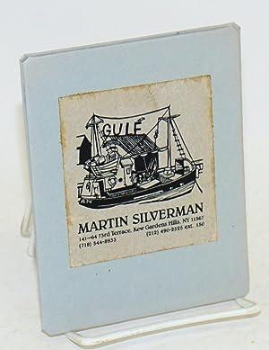 eponymous mini-portfolio]: Silverman, Martin