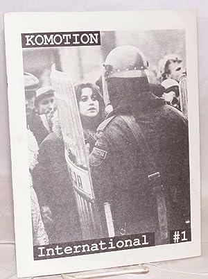Komotion International #1: Pepper, Margot, Robin