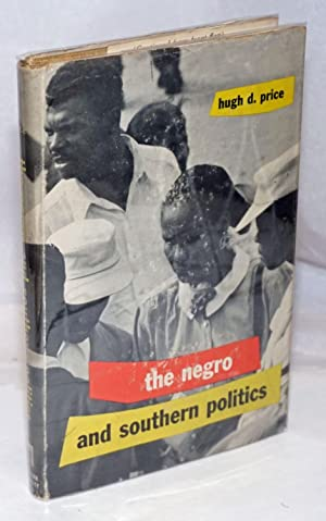The Negro and southern politics; a chapter of Florida history, with an introduction by William G. ...