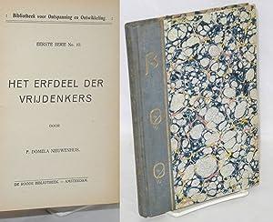 Het erfdeel der vrijdenkers: Nieuwenhuis, Ferdinand Domela