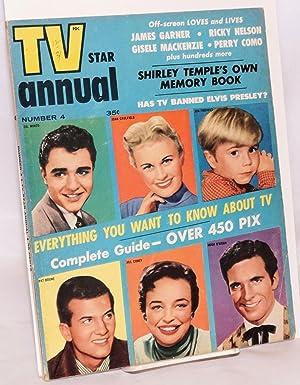 TV star annual, no. 4: Lurvey, Diana (ed.)