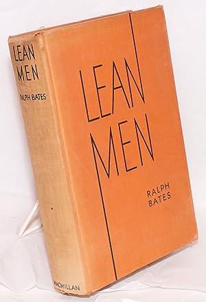 Lean men: Bates, Ralph