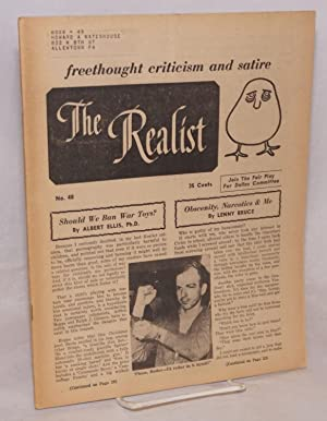 The realist [no.48] freethought criticism and satire. March, 1964. Join the Fair Play for Dallas ...