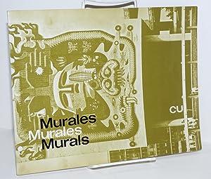Murales, murales, murals