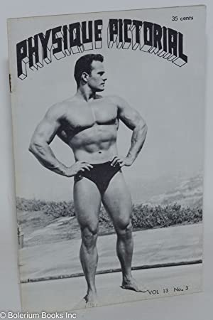 Physique Pictorial vol. 13, #3, February 1963 [likely actually 1964]: Tom of Finland, et al.