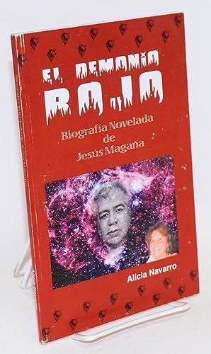 El demonio rojo; historia de un inmigrante: Navarro, Alicia