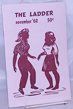 The Ladder; vol. 7, #2, November 1962: Martin, Del, editor