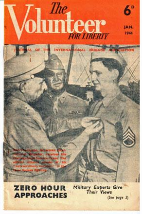 The volunteer for liberty; January, 1944