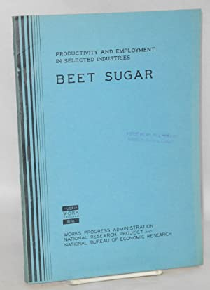 Changes in technology and labor requirements in crop production: sugar beets: Macy, Loring K., ...
