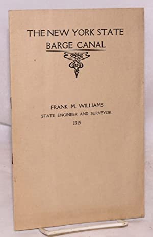 The New York State barge canal: 1915
