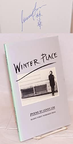 Winter place; poems