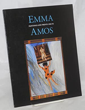 Emma Amos: paintings and prints, 1982-1992, an: Amos, Emma]