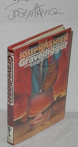 Gravedigger; a Dave Brandstetter mystery: Hansen, Joseph