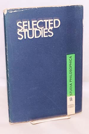 Selected studies: Tam?s, Gy., editor