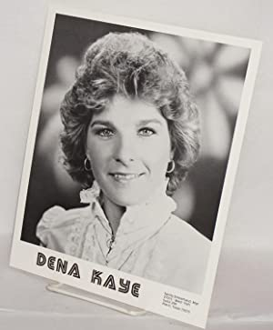 Dena Kaye (promotional head shot)