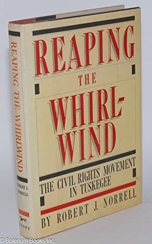 reaping the whirlwind norrell robert jefferson