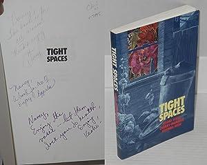 Tight spaces: Scott, Kesho, Cherry Muhanji and Egyirba High