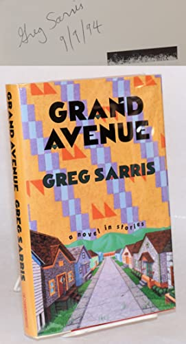 Grand Avenue: Sarris, Greg
