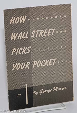 How Wall Street picks your pocket