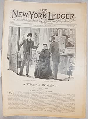 The New York ledger,; a journal of choice literature, romance and useful information; volume 48 ...
