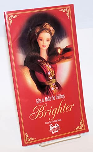 Barbie collectibles by mail [1998 Christmas catalogue]