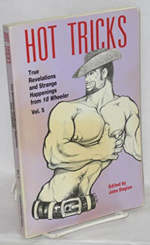 Hot tricks: true revelations and strange happenings: Dagion, John, editor