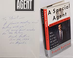 A special agent: gay and inside the FBI: Buttino, Frank, with Lou Buttino