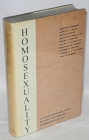 Homosexuality; a psychoanalytic study: Bieber, Irving, et. al