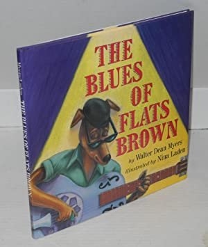 The Blues of Flats Brown; illustrated by Nina Laden