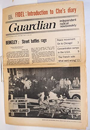 Guardian; independent radical newsweekly, July 6, 1968
