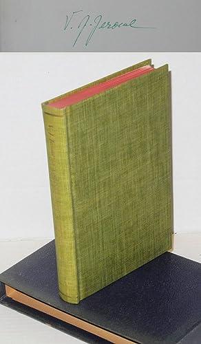 A lantern for Jeremy; a novel: Jerome, Victor Jeremy