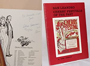 San Leandro Cherry Festivals of the past