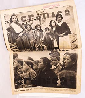 Cronica; a?o IX, n?m. 337, 31 Eneron1937