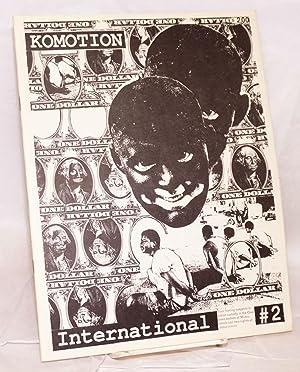 Komotion international #2: Pepper, Margot, editor,