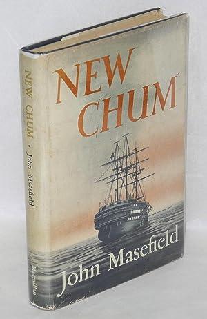 New chum: Masefield, John