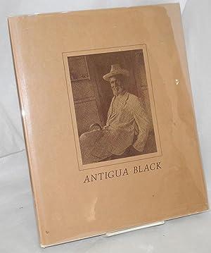 Antigua black; portrait of an island people: Davis, Margo, photographs, Gregson Davis, text
